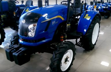 Трактор Донг Фенг 244 технические характеристики