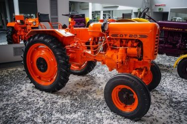 Трактор ДТ 20 технические характеристики