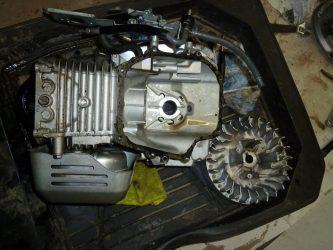 Ремонт двигателя культиватора своими руками
